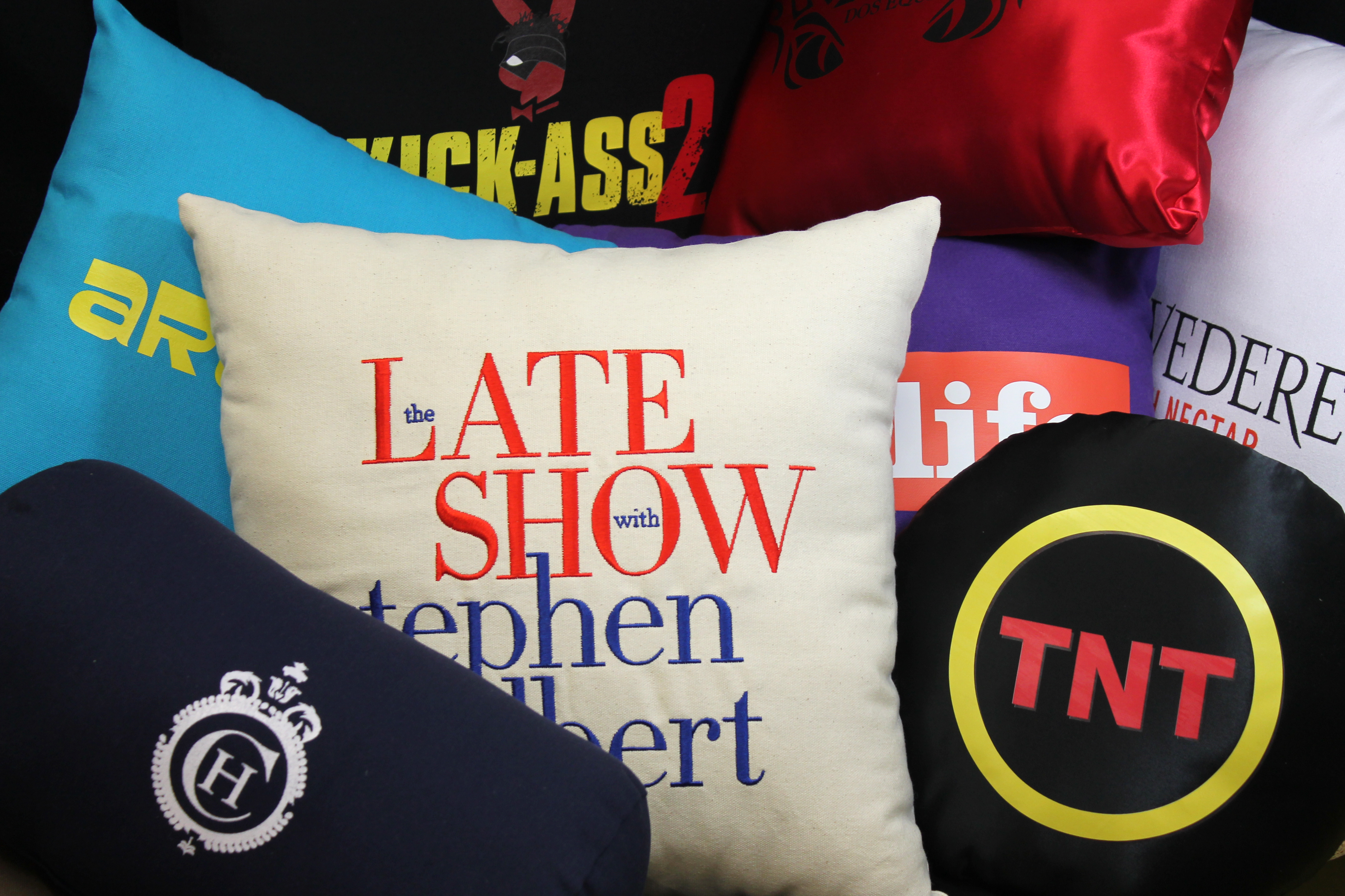 Pillows as a Promotional Item? Yes!